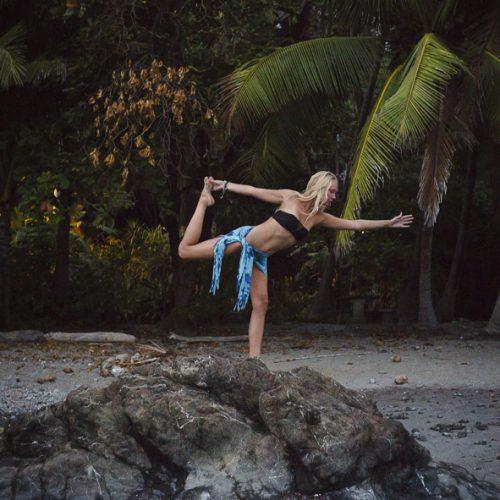 Fotografie Portrait Yoga Lehrerin Elen von Fotografin Diana Walaszek